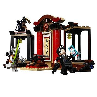 Overwatch - Hanzo vs Genji - 197 peças - Lego