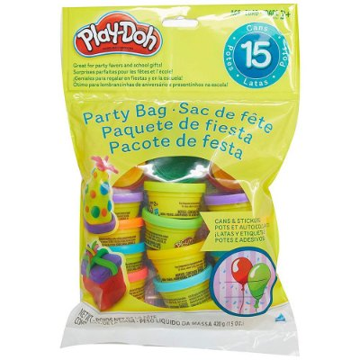 Play-Doh Pacote de Festas - 15 mini potes - Hasbro