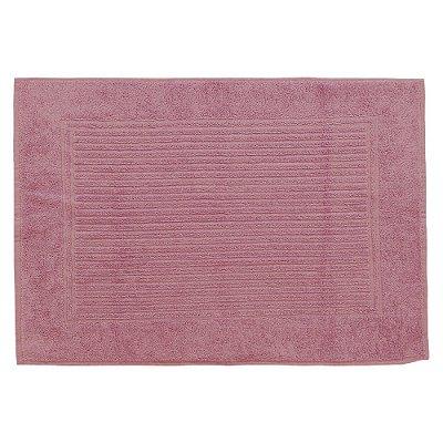 Toalha Piso para Pés - 48 x 70 cm - Rosa 1977 - Buddemeyer