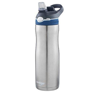 Garrafa Térmica Inox Ashland Chill 591ml - Azul - Invicta