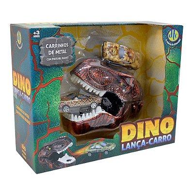 Dino Lança-Carro - Cobre - DTC
