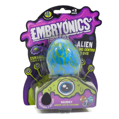 Embryonics Alien - Squidgy - DTC