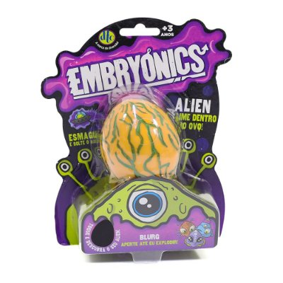 Embryonics Alien - Blurg - DTC