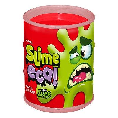 Slime Eca Vermelho - 60g - DTC