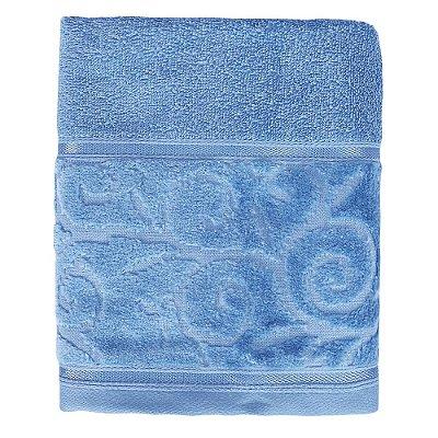Toalha de Rosto Unique Anette - Azul Escuro 6272 - Santista