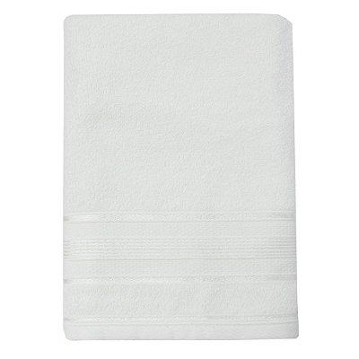Toalha de Banho Royal Knut - Branco 0001 - Santista