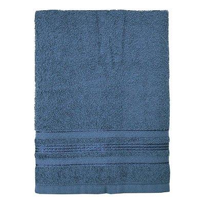 Toalha de Banho Royal Dilan - Azul Escuro 6161 - Santista