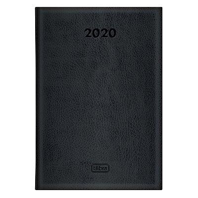 Agenda Diária Executiva Torino Costurada 2020 - Tilibra