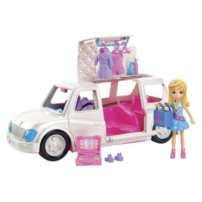 Polly Pocket - Limousine Fashion - Mattel