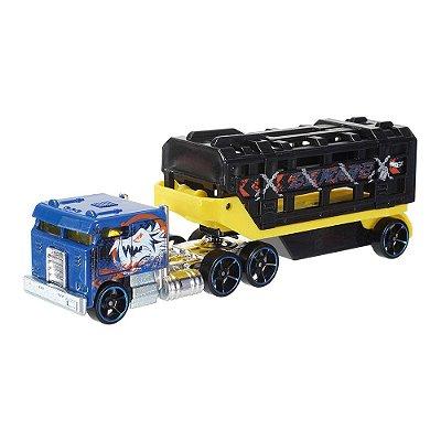 Hot Wheels Track Stars - Caged Cargo - Mattel