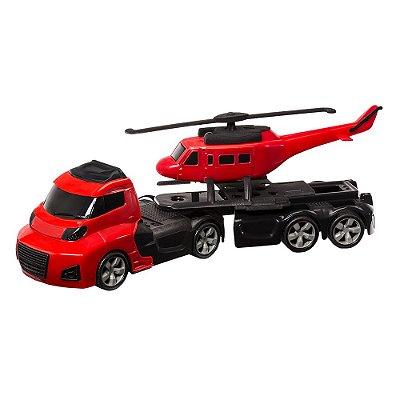Invictus Sky - Caminhão e Helicóptero - Cardoso