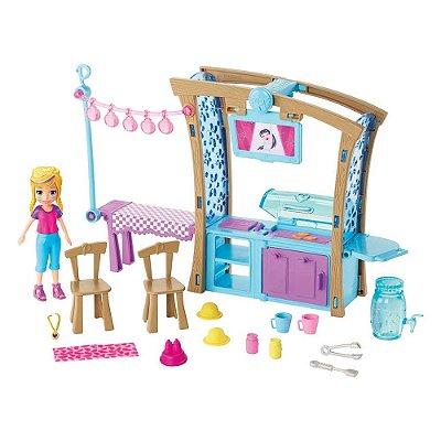 Polly Pocket - Churrasco Divertido - Mattel