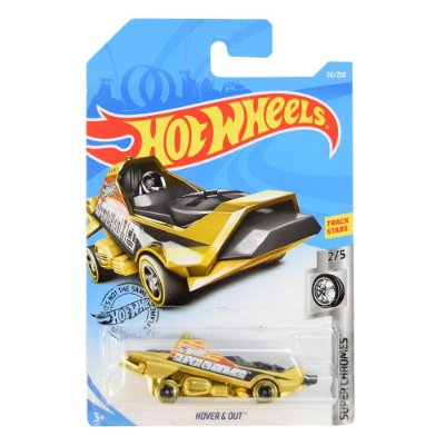 Carrinhos Hot Wheels - Hover & Out - Mattel