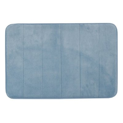 Tapete Supersoft 40cm x 60cm - Azul - Camesa
