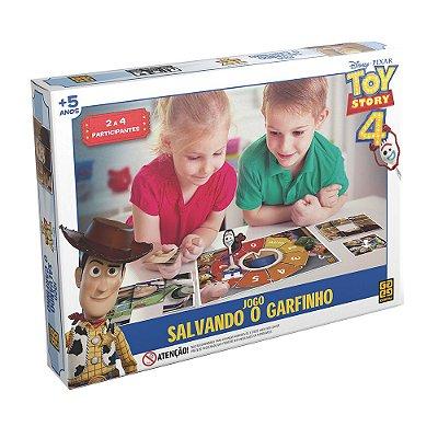 Jogo Salvando o Garfinho - Toy Story 4 - Grow