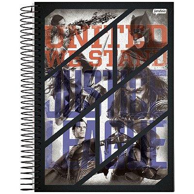 Caderno Liga da Justiça - United We Stand - 1 Matéria - Jandaia