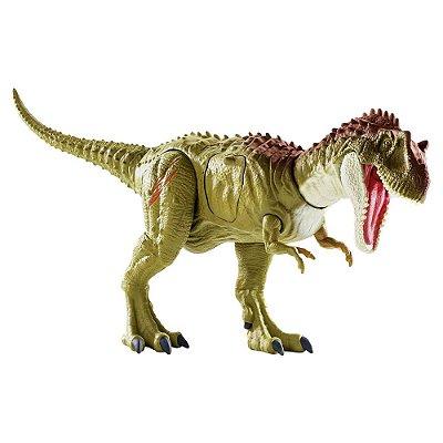Jurassic World - Dinossauro Albertosaurus - Mattel