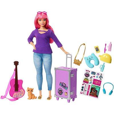 Barbie Dreamhouse Adventures - Boneca Daisy Doll e Acessórios - Mattel