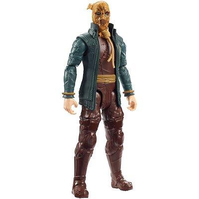 Boneco Scarecrow - Ataque do Medo - Mattel