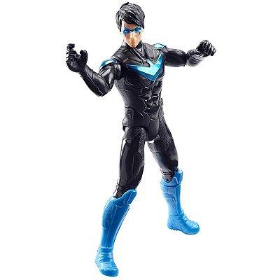 Boneco Nightwing - Caos Carnavalesco - Mattel