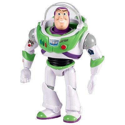 Boneco Toy Story 4 Articulado - Buzz Lightyear - Mattel