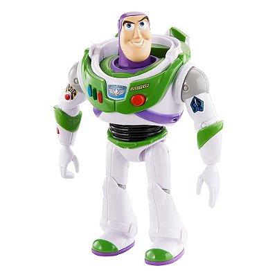 Boneco Toy Story 4 com Som - Buzz Lightyear - Mattel