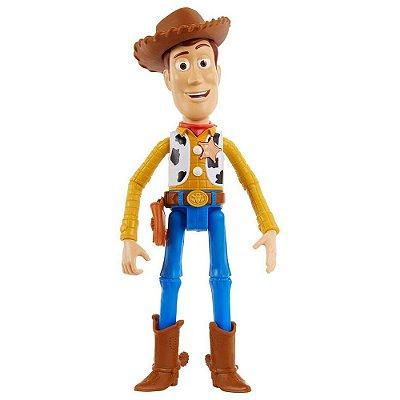Boneco Toy Story 4 com Som - Woody - Mattel
