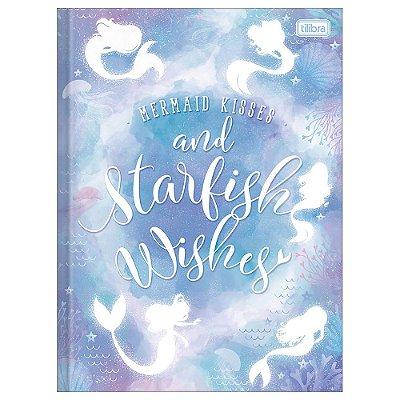 Caderno Brochura Wonder - Starfish Wishes - 80 Folhas - Tilibra