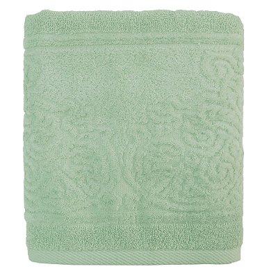 Toalha de Rosto Jacquard Confort - Verde Claro 9503 - Döhler