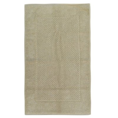 Toalha Piso para Pés Canelada Luxor - Bege Escuro 3144 - Buddemeyer