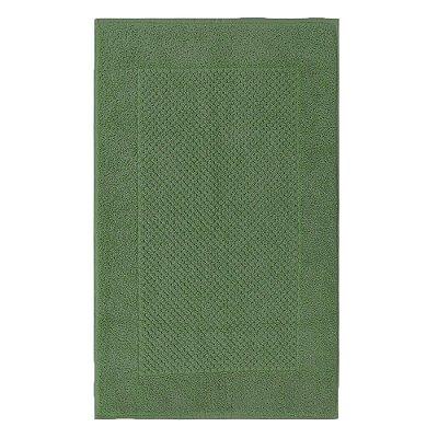 Toalha Piso para Pés Canelada Luxor - Verde Militar 1135 - Buddemeyer