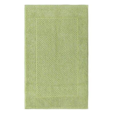 Toalha Piso para Pés Canelada Luxor - Verde Claro 1155 - Buddemeyer