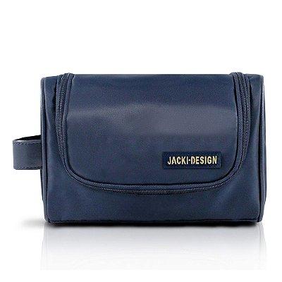 Nécessaire para Viagem - Azul Marinho - Jacki Design