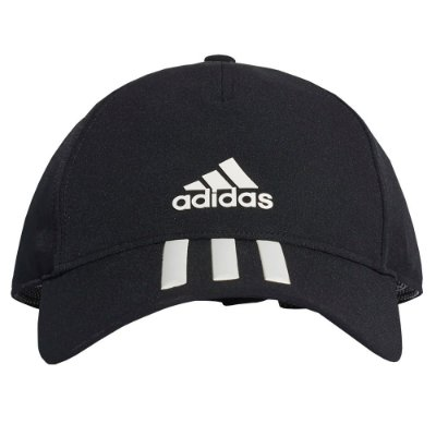 Boné C40 3-Stripes Climalite - Preto - Adidas