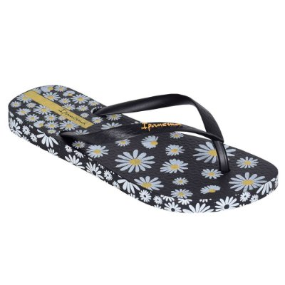 Chinelo Feminino Ipanema Feelings - Preto - Grendene