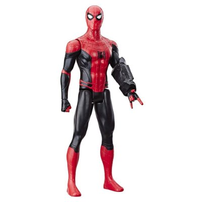 Boneco Spider-Man Far From Home - Titan Hero Series - Hasbro