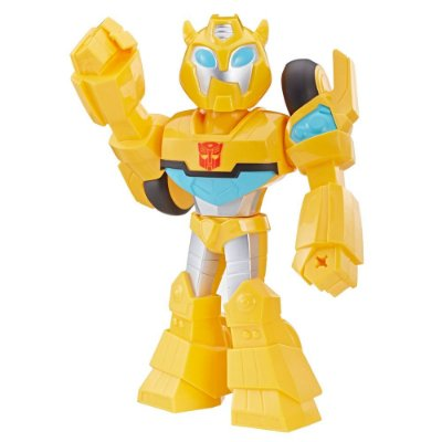 Boneco Bumblebee Transformers Rescue Bots Academy - Mega Mighties - Hasbro