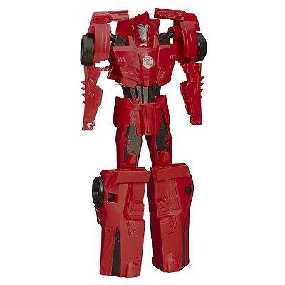 Boneco Transformers Robots In Disguise - Sideswipe - Hasbro