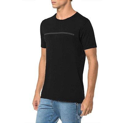Camiseta Masculina Nice - Preto - Calvin Klein