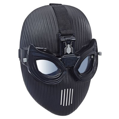 Máscara do Traje Furtivo do Homem-Aranha - Hasbro