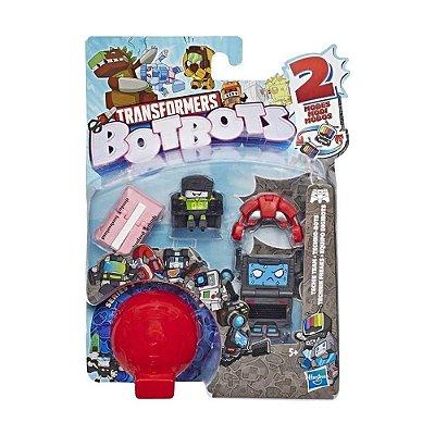 Transformers Botbots Fase 1 - Kit com 5 Personagens - Hasbro
