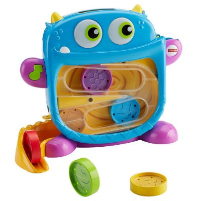 Monstro Labirinto Divertido - Fisher-Price