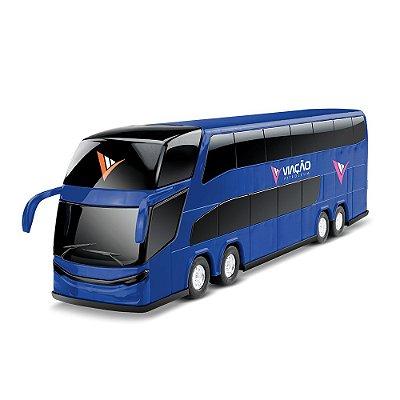 Ônibus Viação Petroleum - Azul - Roma
