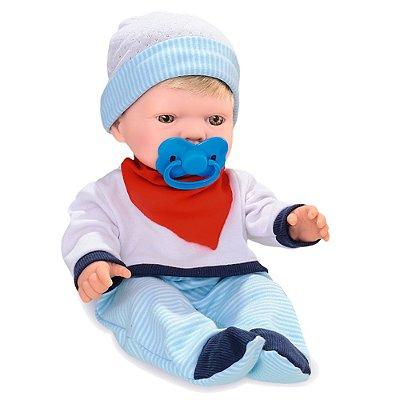 Boneco Bebezinho Real Xixi - Roma