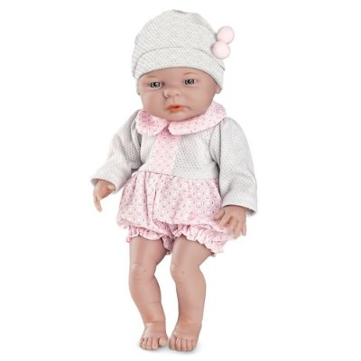 Boneca Hora da Vacina - Roma Babies
