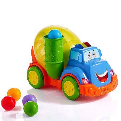 Caminhão Mix Ball - Calesita