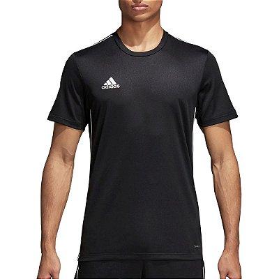 Camiseta Core 18 - Preto - Adidas