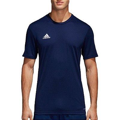 Camiseta Core 18 - Azul Escuro - Adidas