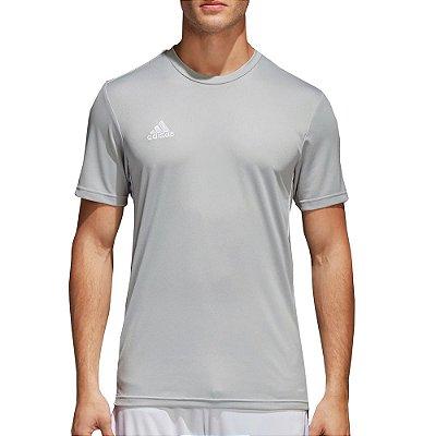Camiseta Core 18 - Cinza Claro - Adidas