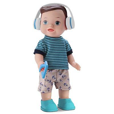 Boneco My Little Collection  Boy Moreno - Diver Toys